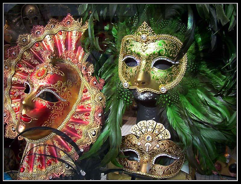 Black mask by edward lloyd